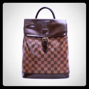 Vintage Louis Vuitton Soho Medium Backpack